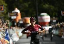 Egan Bernal au Tour de France 2020