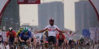 Fernando Gaviria empoche un 2e succès en cinq jours