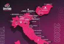 Giro 2020 le parcours