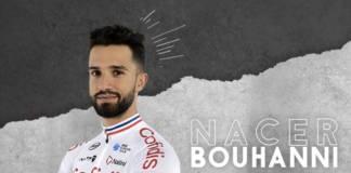 Nacer Bouhanni signe un contrat de deux ans