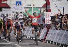Pascal Ackermann vainqueur de la 3e étape du Tour de Guangxi 2019