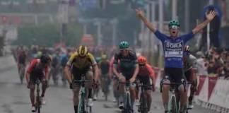 Pascal Ackermann vainqueur de deux étapes sur le Tour de Guangxi