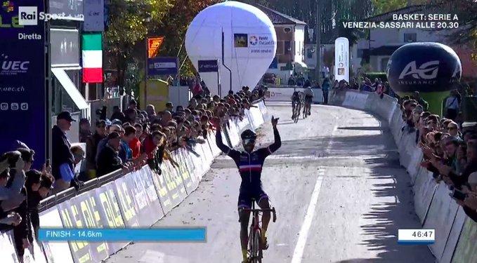Mickaël Crispin le nouveau champion d'Europe espoirs