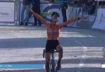 Yara Kastelijn devient championne d'Europe pour la première fois
