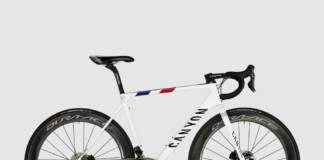 Canyon et le vélo de champion de France de Warren Barguil