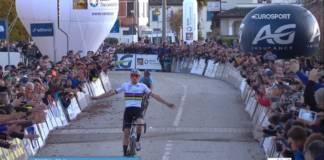 Mathieu van der Poel au top européen