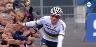 Mathieu van der Poel remporte Coxyde