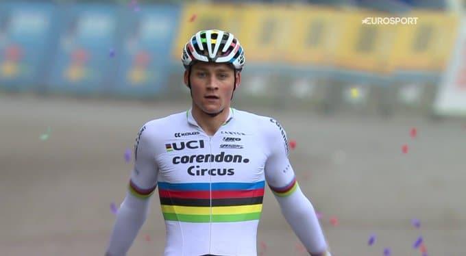 Mathieu van der Poel intraitable à Hamme
