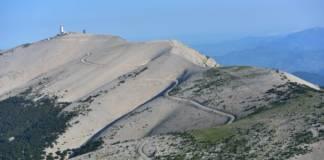 Tour de la Provence 2020 avec le Mont Ventoux