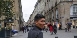 Nairo Quintana évolue en France