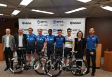 NTT Pro Cycling intègre le peloton international