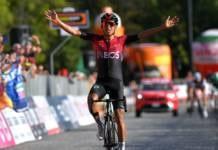 Egan Bernal en route pour le Giro d'Italia et le Tour de France ?