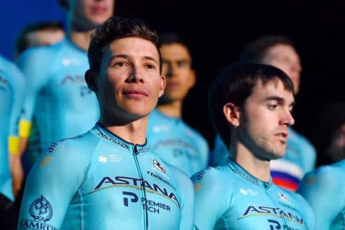 Miguel Angel Lopez (Astana) va découvrir le Tour de France