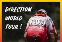 Cofidis au niveau World Tour