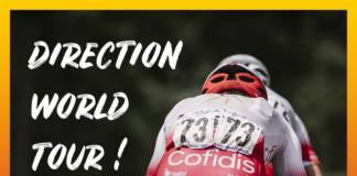 Cofidis au niveau World Tour