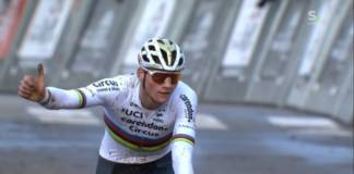 Mathieu van der Poel vainqueur du Druivencross