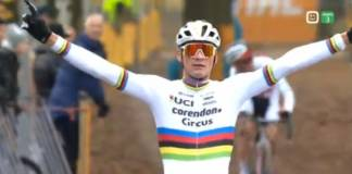 Mathieu van der Poel gagne une 35e fois de suite