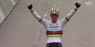 Mathieu van der Poel vainqueur de sa 4e manche de coupe du monde cette saison