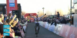 Mathieu van der Poel gagne une manche de l'Ethias Cross