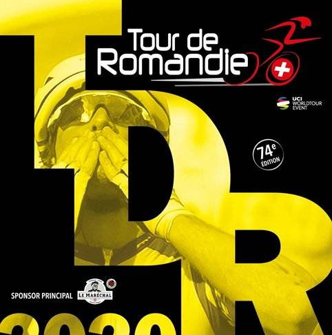 Tour de Romandie 2020 parcours