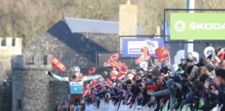 Clément Venturini gagne à Flamanville
