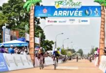 Clovis Kamzong remporte la 4e étape