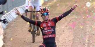 Eli Iserbyt vainqueur à Nommay