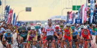 Fernando Gaviria vainqueur de la 2e étape du Tour de San Juan 2020