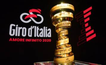 Giro 2020 invitations