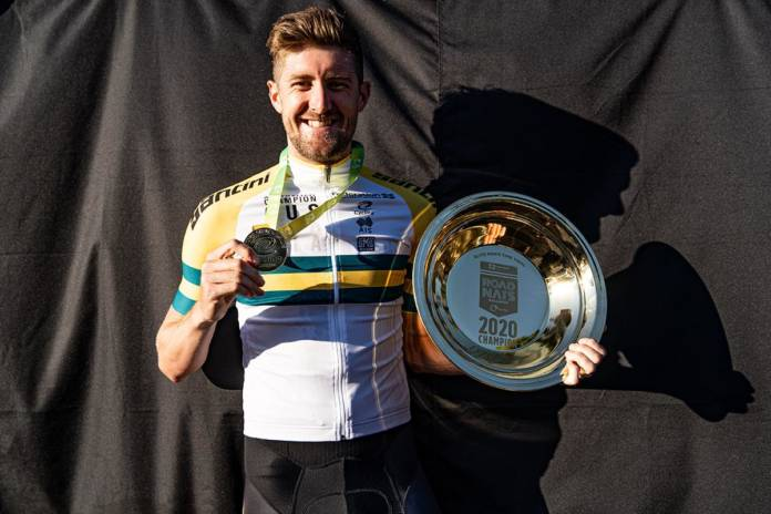 Luke Durbridge champion d'Australie !