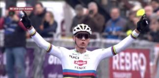 Mathieu van der Poel obtient un 6e titre
