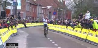 Mathieu van der Poel gagne à Gullegem