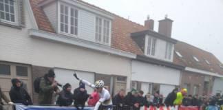 Mathieu van der Poel à la première place