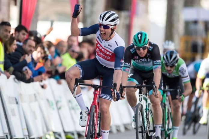 Matteo Moschetti gagne d'entrée au Challenge de Majorque