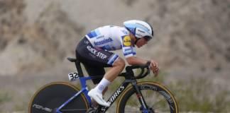 Remco Evenepoel a remporté la 3e étape du Tour de San Juan 2020