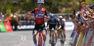 Richie Porte a remporté 6 fois l'étape du Willunga Hill sur le TOur Down Under