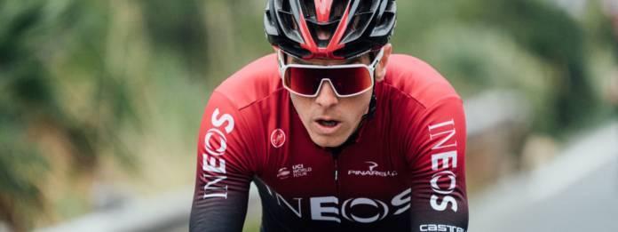 Rohan Dennis le leader du Team Ineos sur le Tour Down Under 2020