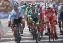 Rudy barbier remporte la 1ère étape du Tour de San Juan