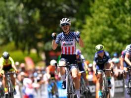 Ruth Winder Tour Down Under 2020
