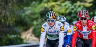 Sam Bennett leader sur le Tour Down Under 2020