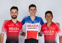 Team Arkéa-Samsic au Tour de Catalogne 2020