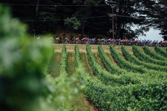Tour Down Under 2020 parcours et favoris