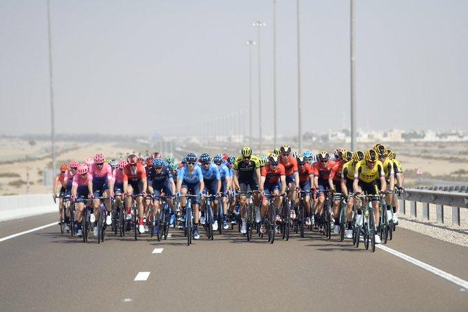 Tour d'Arabie Saoudite 2020 parcours et favoris