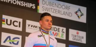 Mathieu Van der Poel reprend la compétition sur route au Tour d'Algarve