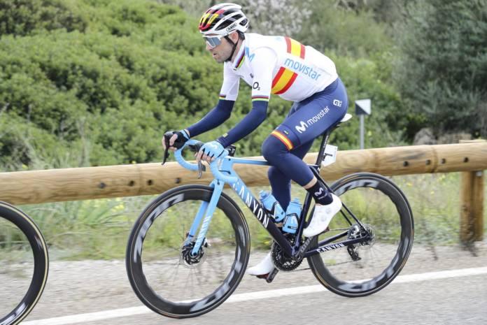 Alejandro Valverde champion d'Espagne