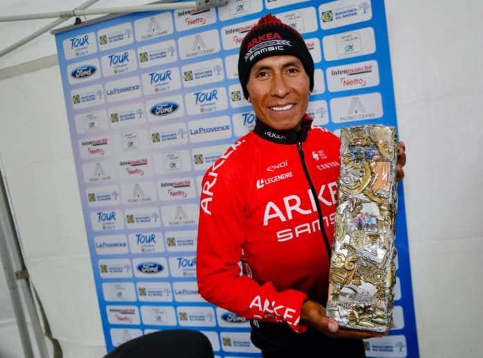 Arkéa-Samsic Nairo Quintana Provence 2020