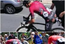 Egan Bernal chute Tour de France