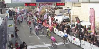 Magnus Cort Nielsen gagne une étape à l'Etoile de Bessèges