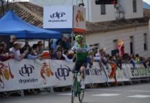 Gonzalo Serrano devant les favoris au Tour d'Andalousie