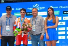 Guillaume Martin Cofidis meilleur grimpeur du Tour de San Juan 2020